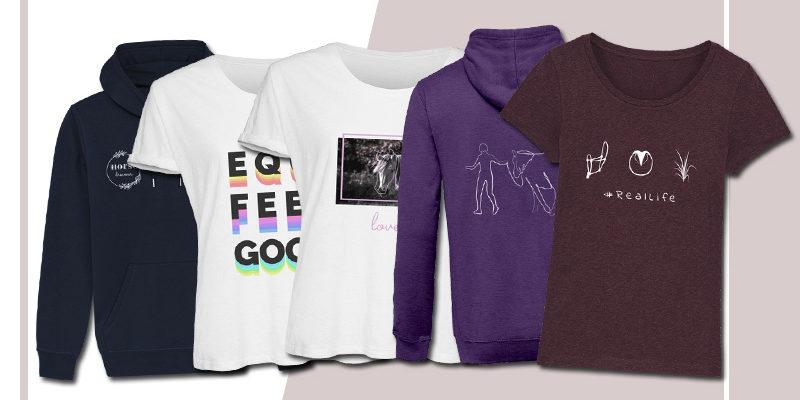 design tee-shirts