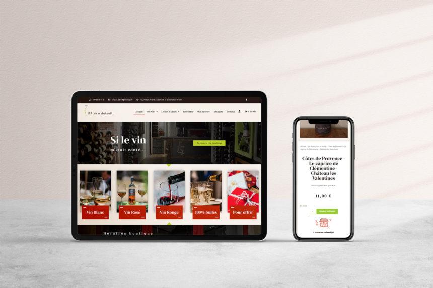 site-web-si-le-vin-ecommerce